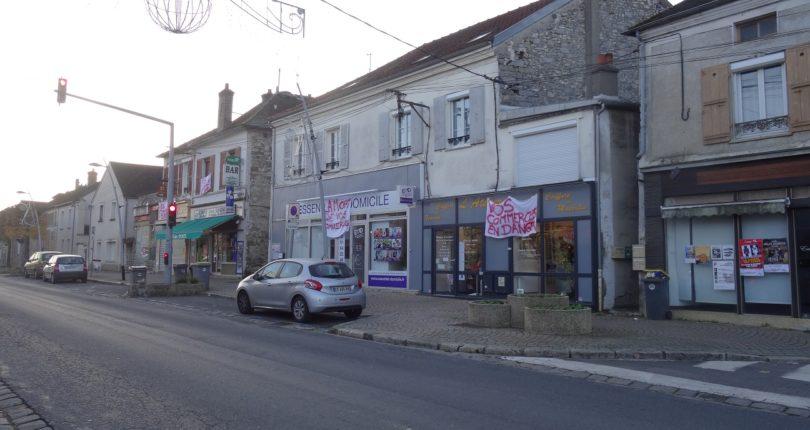 PROJET DE STATIONNEMENT PAYANT A VENEUX LES SABLONS