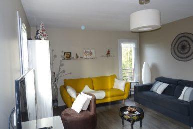 Appartement F3 Veneux Cabinet Peronnet