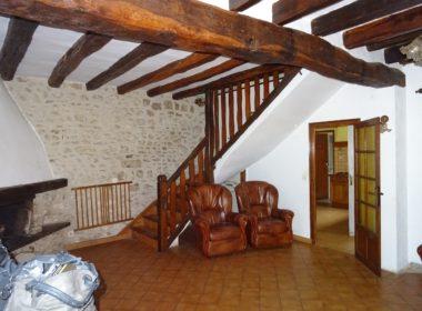 Cabinet Peronnet maison ancienne