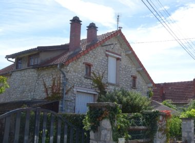 Cabinet Peronnet Maison ancienne Veneux